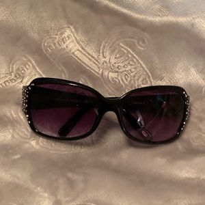 Ladies Fossil Glasses with Bling!